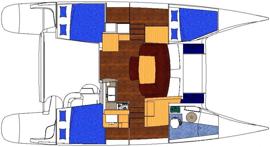 r u00e9gis guillemot charter  location de catamarans aux antilles avec ou sans skipper   mah u00e9 36