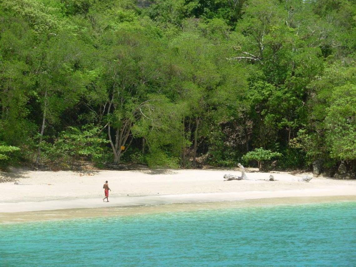 Plage de Bequia, Saint Vincent et les Grenadines