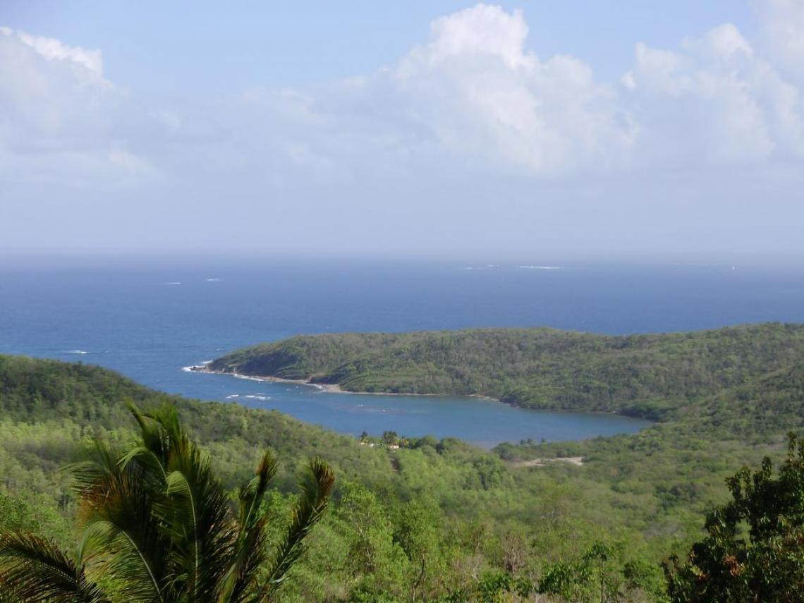 Tartane and its unspoilt coastline