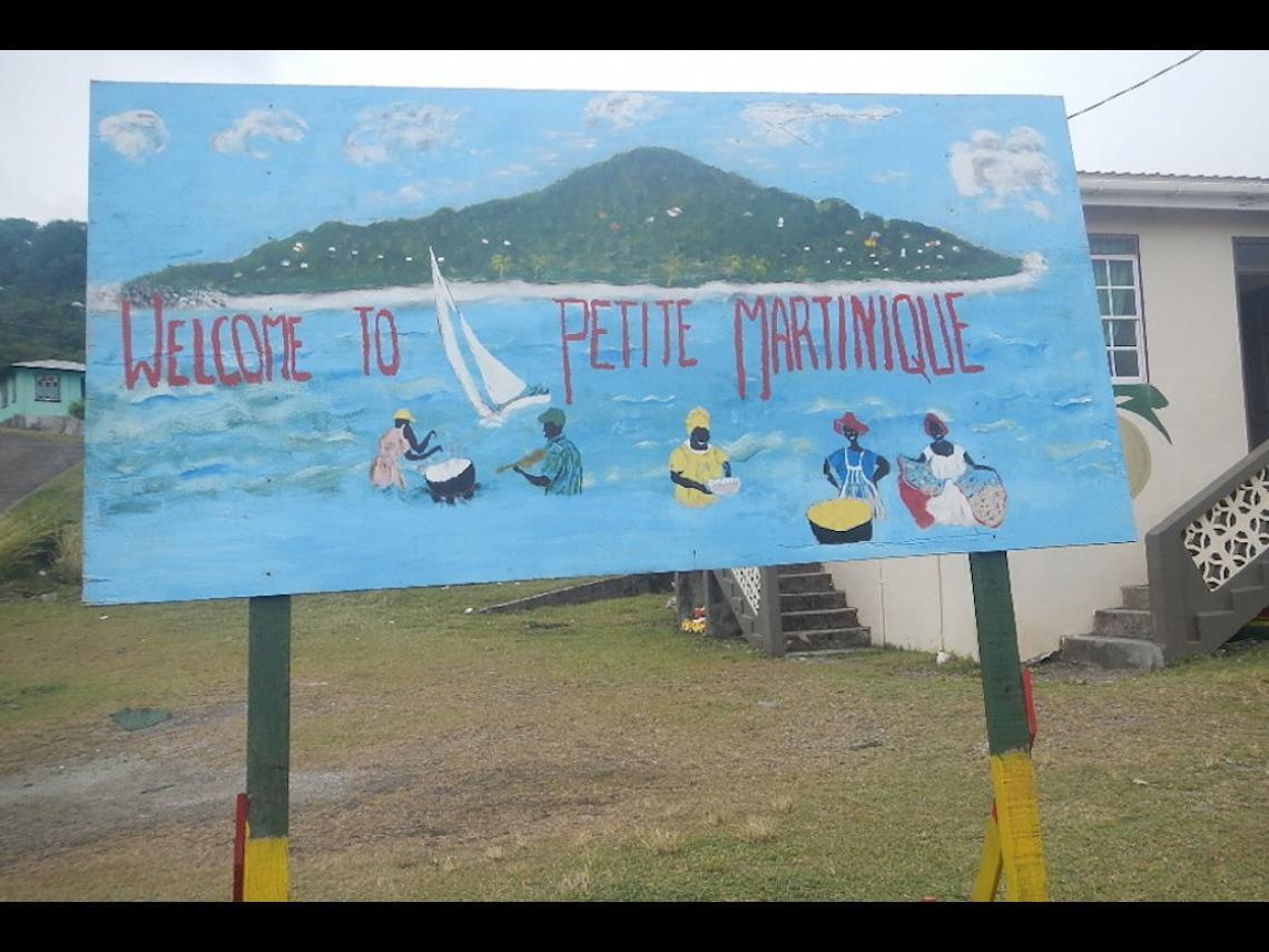 Welcome to Petite Martinique