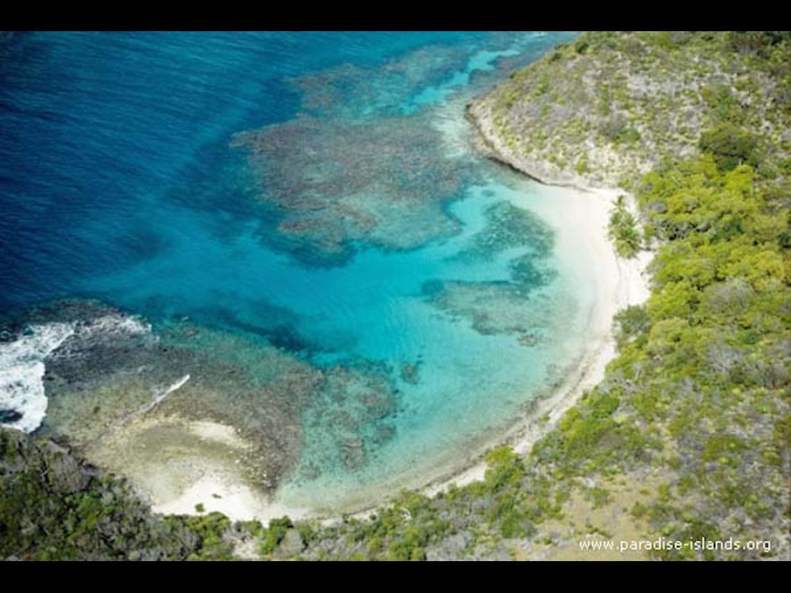 non such bay, Antigua