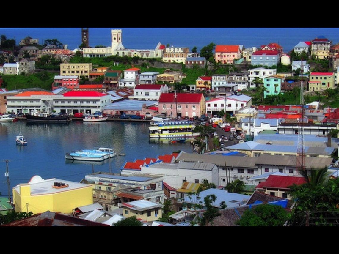 St Georges's Harbour, Grenada