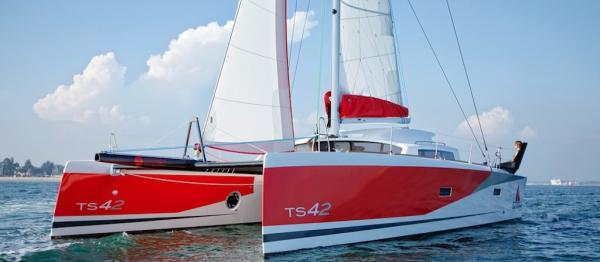 Imagine, TS 42 de Régis Guillemot Charter