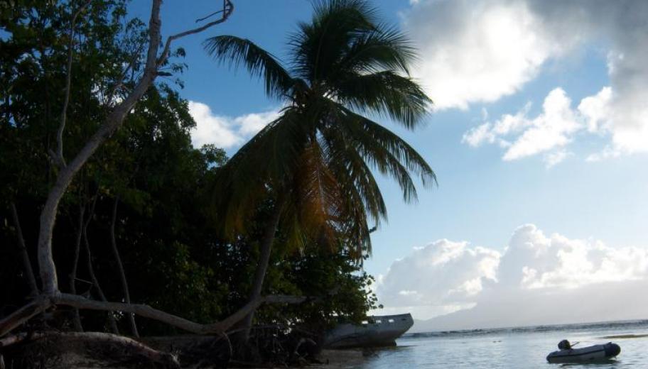 Ilet Gosier, Guadeloupe, FWI