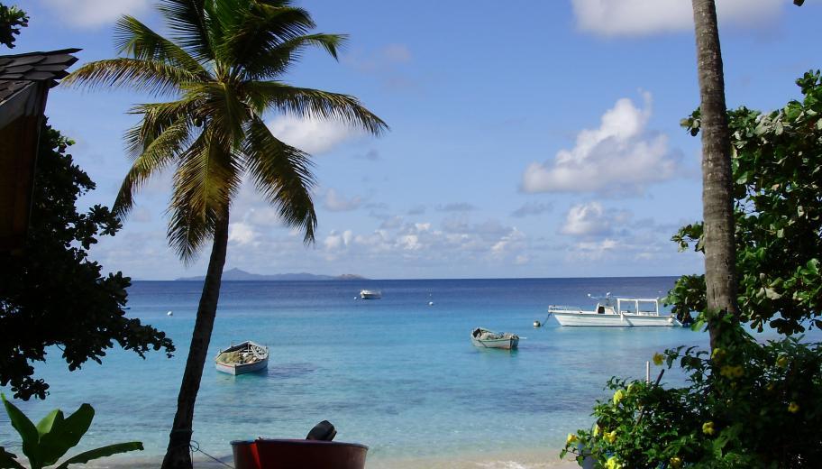 Moustique, St Vincent et les Grenadines