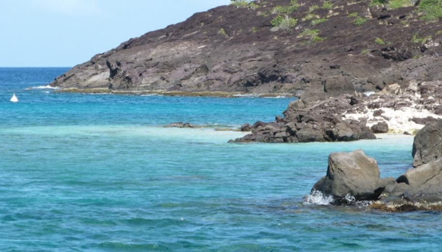 Réserve Cousteau, Guadeloupe